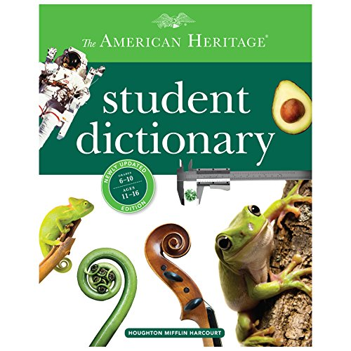 9780544336087: The American Heritage Student Dictionary
