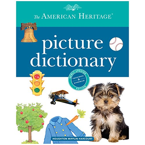 9780544336094: The American Heritage Picture Dictionary