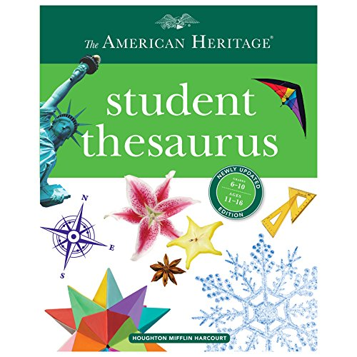 9780544336643: The American Heritage Student Thesaurus