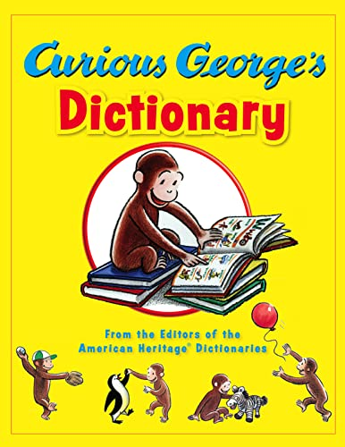 9780544336650: Curious George's Dictionary
