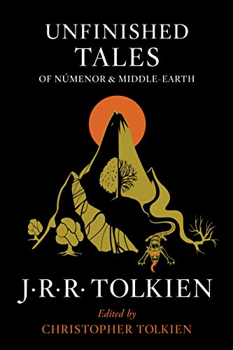 9780544337992: Unfinished Tales of Numenor and Middle-Earth
