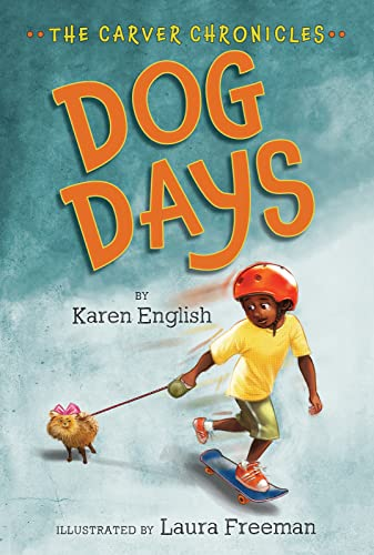 9780544339125: Dog Days: The Carver Chronicles, Book One