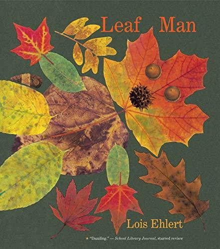 9780544339163: Leaf Man big book