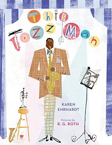 9780544339224: This Jazz Man