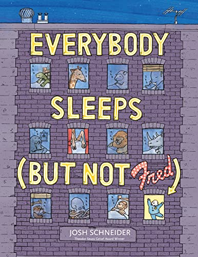 9780544339248: Everybody Sleeps (But Not Fred)