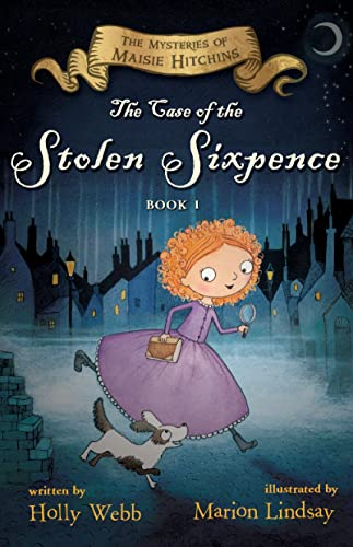 9780544339286: The Case of the Stolen Sixpence: The Mysteries of Maisie Hitchins Book 1
