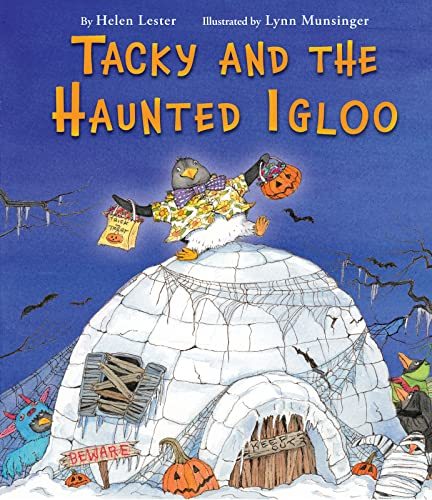 Tacky and the Haunted Igloo (Tacky the Penguin)