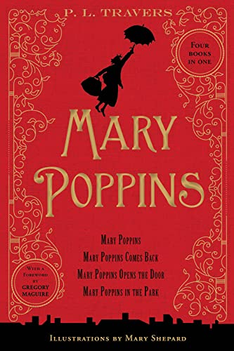 9780544340473: Mary Poppins: 80th Anniversary Collection