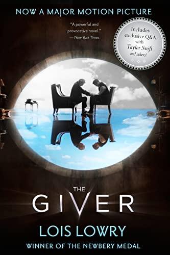 9780544340688: The Giver (Giver Quartet)