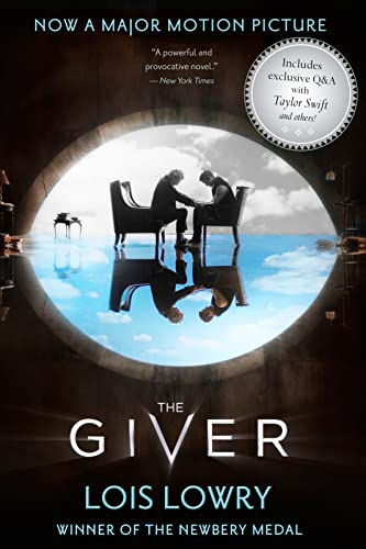 9780544340688: The Giver Movie Tie-In Edition (Giver Quartet)