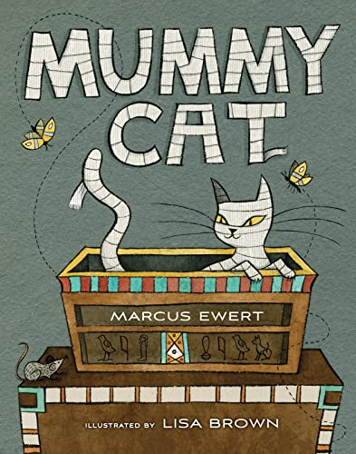 9780544340824: Mummy Cat