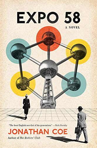 Expo 58 (Signed First Edition): Jonathan Coe