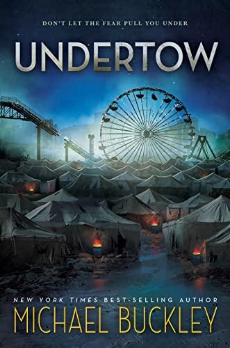9780544348257: Undertow (The Undertow Trilogy)