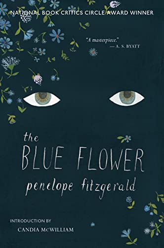 9780544359451: The Blue Flower: A Novel