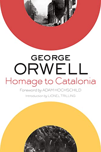9780544382046: Homage to Catalonia
