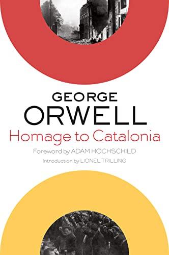 9780544382046: Homage to Catalonia