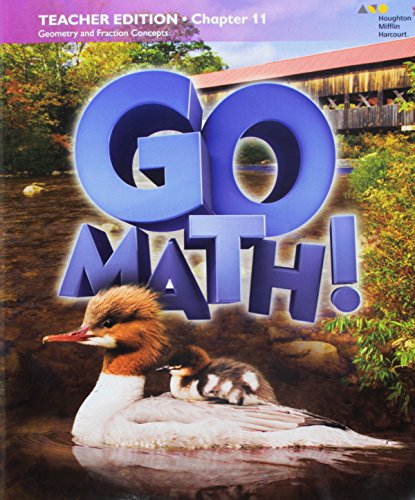 9780544390522: Go Math! 2015, Grade 2 + Planning Guide