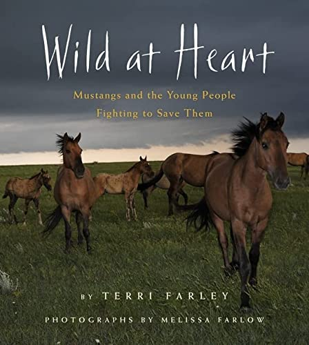 9780544392946: Wild at Heart: Mustangs and the Young People Fighting to Save Them