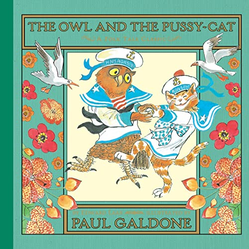 9780544392953: The Owl and the Pussycat (Folk Tale Classics)