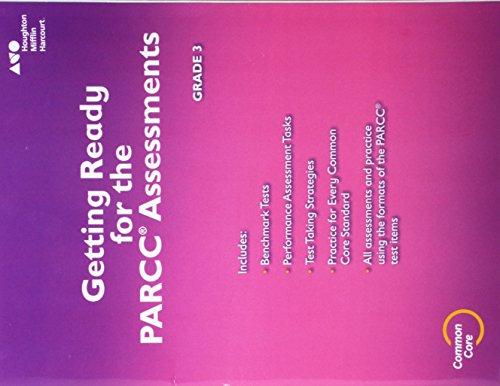 9780544408319: GO Math!: PARCC Test Prep, Student Edition Grade 3
