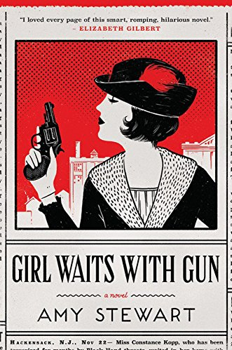 9780544409910: Girl Waits with Gun