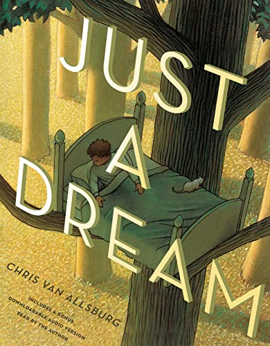 9780544422834: Just a Dream 25th Anniversary Edition