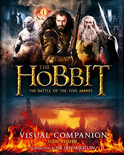 9780544422858: The Hobbit: The Battle of the Five Armies Visual Companion