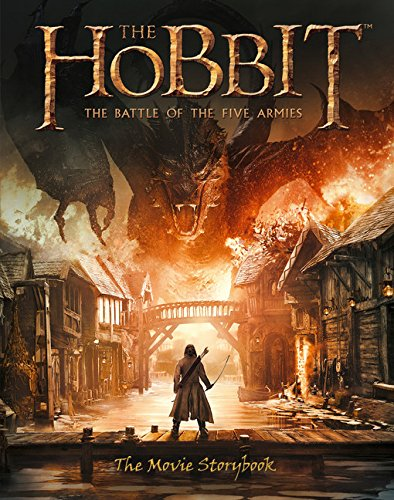 9780544422889: The Hobbit: The Battle of the Five Armies: The Movie Storybook