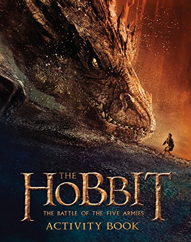9780544422919: The Hobbit: The Battle of the Five Armies Activity Book