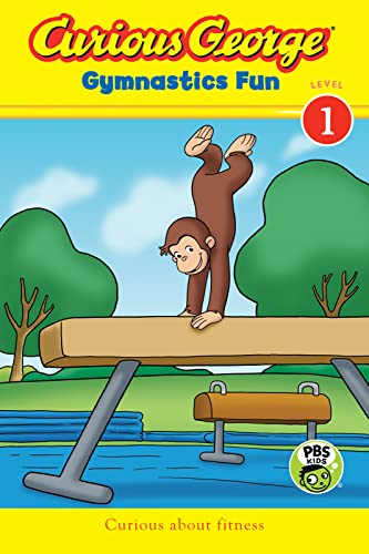 9780544430563: Curious George Gymnastics Fun (CGTV Reader)