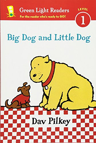 9780544430693: Big Dog and Little Dog (Green Light Readers: Level 2 (Quality))