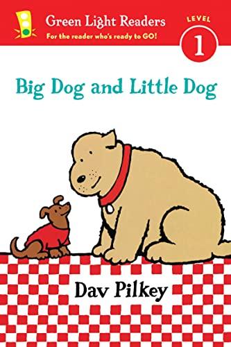 9780544430709: Big Dog and Little Dog (Reader) (Green Light Readers Level 1)