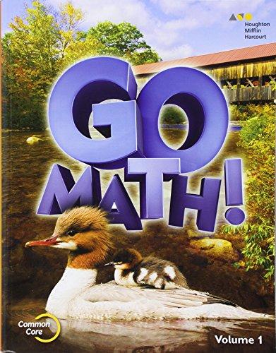 9780544432734: Go Math! 2015, Grade 2