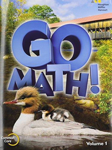 9780544433366: Go Math!, Grade 2