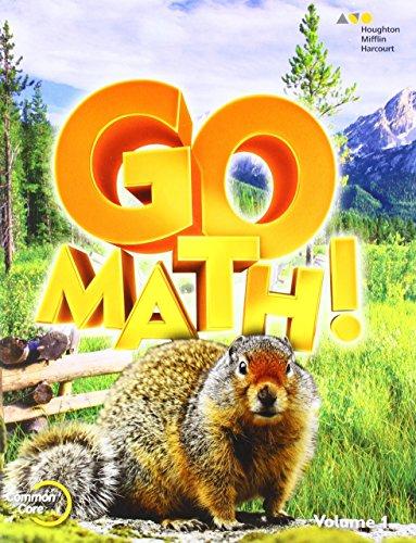 9780544433380: GO Math!: Student Edition Set Grade 4 2015