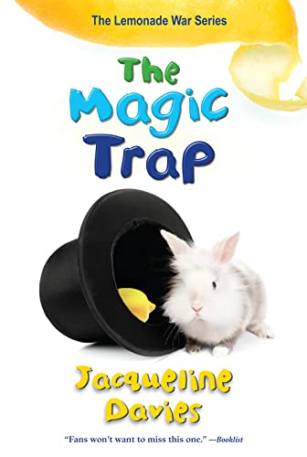9780544439337: The Magic Trap (The Lemonade War Series)