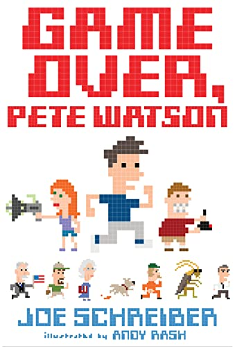 9780544439412: Game Over, Pete Watson