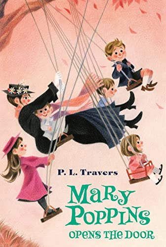 9780544439580: Mary Poppins Opens the Door