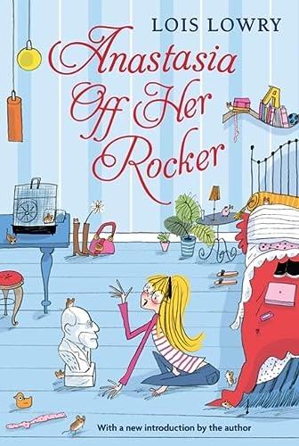 9780544439597: Anastasia Off Her Rocker (Anastasia Krupnik Story)