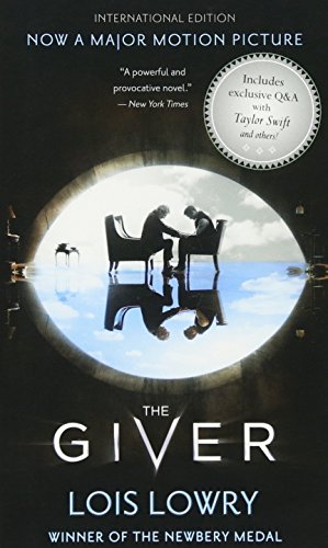 9780544442207: The Giver (International Ed) (Giver Quartet)