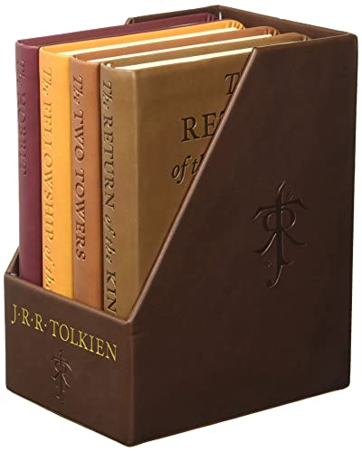 9780544445789: The Hobbit and The Lord of the Rings: Deluxe Pocket Boxed Set