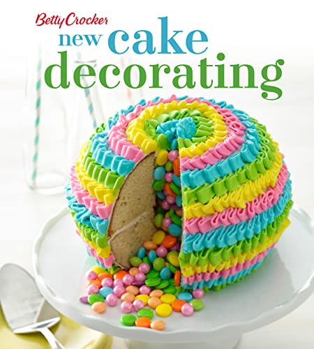 9780544454323: Betty Crocker New Cake Decorating