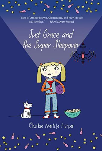9780544456006: Just Grace and the Super Sleepover (The Just Grace Series)
