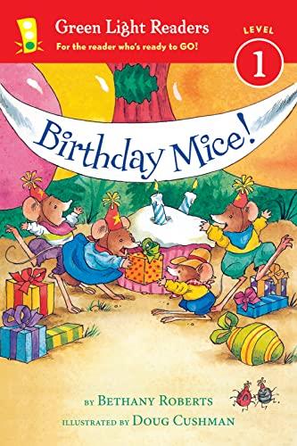 9780544456068: Birthday Mice! (Green Light Readers Level 1)
