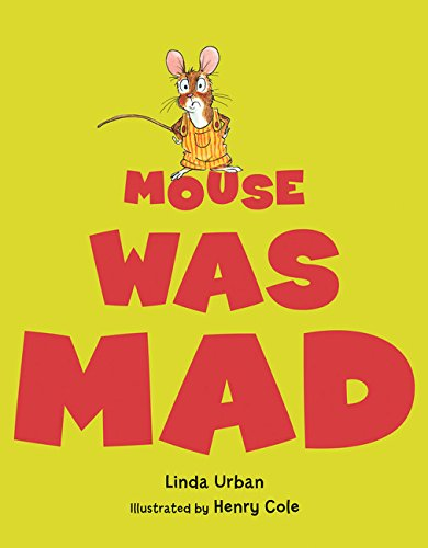 9780544456075: Mouse Was Mad Big Book