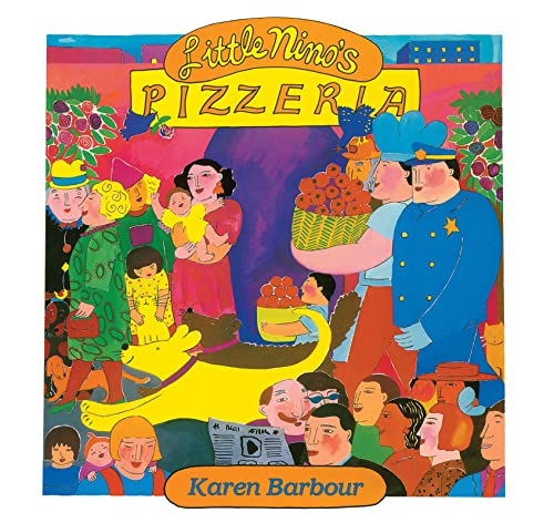 9780544456082: Little Nino's Pizzeria Big Book