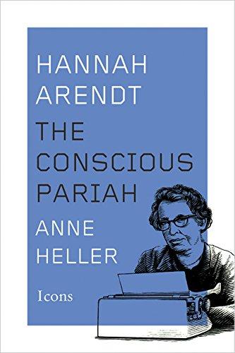 9780544456198: Hannah Arendt: The Conscious Pariah (Icons)