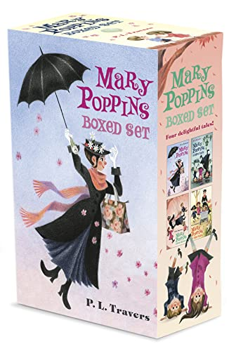 9780544456839: Mary Poppins Boxed Set