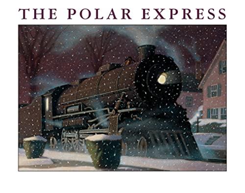 9780544457980: The Polar Express big book