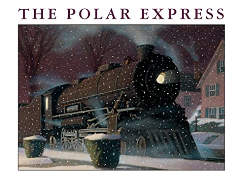 9780544457980: The Polar Express big book